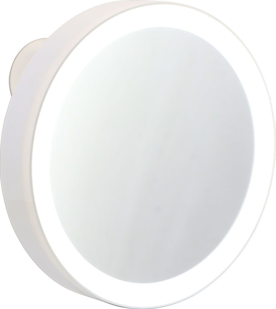 Magnifying mirror 5x with suction cups MI22.20