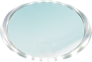LED Compact Mirror