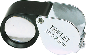 Magnifier of Jeweler