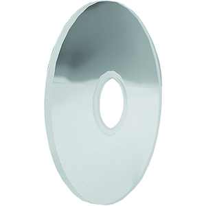 Polycarbonate mounting disc