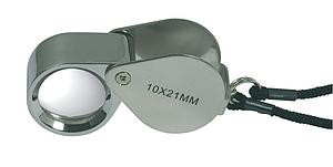 Magnifier of Jeweler metal