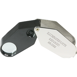 LED XL Jeweler's Magnifier Triplet