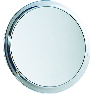 Mirror with suction cups 5x