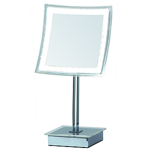 Illuminating Mirror rectangular