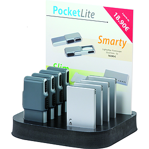 Pack Smarty PocketLite LED